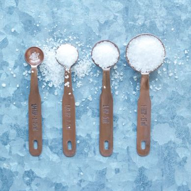 10. West Elm Copper Spoons 2