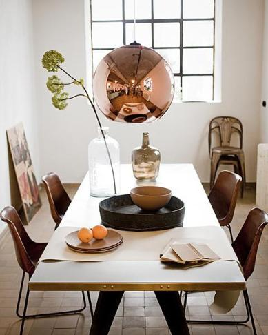 3. Tom Dixon copper lamp3