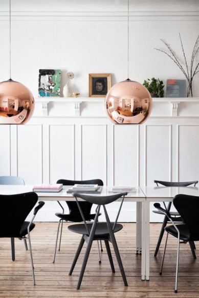 3. Tom Dixon copper lamp4