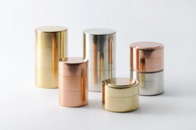 9. Kaikado Copper Tea Caddy 2