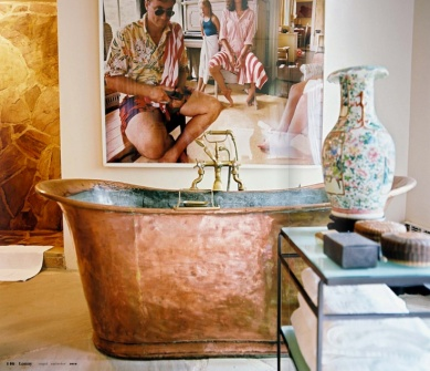 Extra_Copper Bathtub