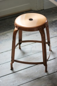 Define Copper Stool 135, aprilandthebear.com