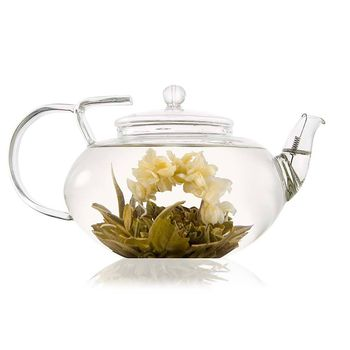 Jasmine flowering tea by Exotic Teapot