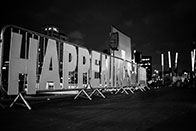 Happenings brings old Hollywood in town © Frank Keane