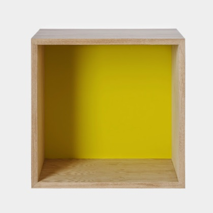 finnish design shop_Muuto stacked shelf module medium ash yellow 139e
