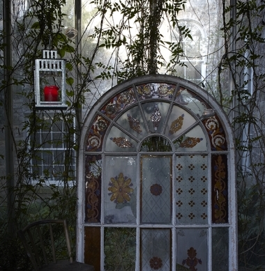 9. An enchanted garden in an historic house in Blackrock.