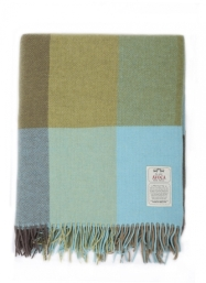 Blarney lambswool throw, €89, www.avoca.com