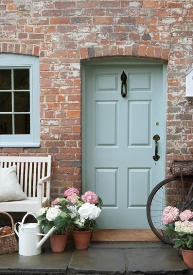 Outdoor paint from Little Greene