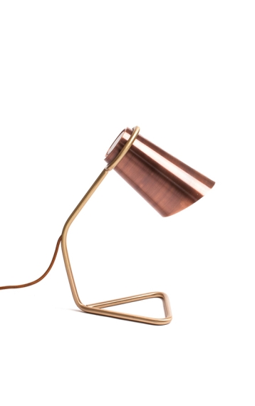 Strand Lamp by Déanta, from €475, makersandbrothers.com