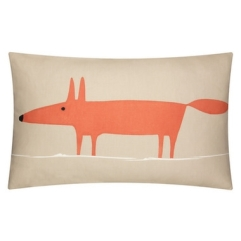 Scion Mr Fox Cushion, around €30, www.andshine.co.uk