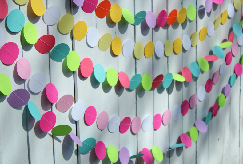 Birthday Party Decorations Style Design For